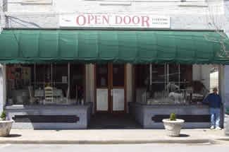 Open Door pic